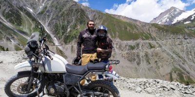 Incroyable road trip moto au Ladakh ou l'Himalaya en Royal Enfield  – partie ½