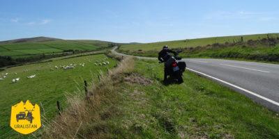 Partez en road trip moto au Pays de Galles