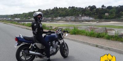 Virées moto en Bretagne
