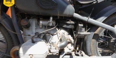 Comment préparer un side-car Ural pour un road trip ?