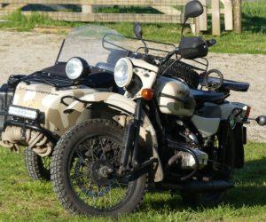 Quelle est l'histoire du side-car Ural russe ?
