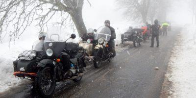 Comment préparer son side-car Ural pour l'hivernage ?