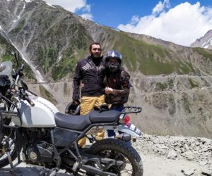 Incroyable road trip moto au Ladakh ou l'Himalaya en Royal Enfield  – partie ½